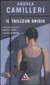 Copertina dell'audiolibro Il tailleur grigio di CAMILLERI, Andrea