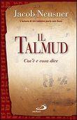 Copertina dell'audiolibro Il Talmud di NEUSNER, Jacob