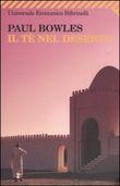 Copertina dell'audiolibro Il tè nel deserto di BOWLES, Paul