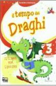 Copertina dell'audiolibro Il tempo dei draghi 3 – letture di FORTUNATO, Francesca
