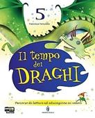 Copertina dell'audiolibro Il tempo dei draghi 5