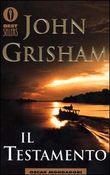 Copertina dell'audiolibro Il testamento di GRISHAM, John