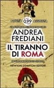 Copertina dell'audiolibro Il tiranno di Roma