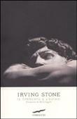 Copertina dell'audiolibro Il tormento e l'estasi di STONE, Irving