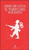Copertina dell'audiolibro Il torto del soldato di DE LUCA, Erri