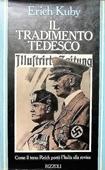 Copertina dell'audiolibro Il tradimento tedesco di KUBY, Erich