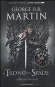 Copertina dell'audiolibro Il trono di spade: libro primo delle cronache del ghiaccio e del fuoco di MARTIN, R.R. George