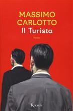Copertina dell'audiolibro Il turista di CARLOTTO, Massimo
