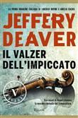 Copertina dell'audiolibro Il valzer dell'impiccato di DEAVER, Jeffery