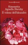 Copertina dell'audiolibro Il veleno dell'oleandro di AGNELLO HORNBY, Simonetta