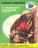 Copertina dell'audiolibro Il vendicatore sconosciuto di GRUBER, Frank