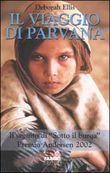 Copertina dell'audiolibro Il viaggio di Parvana di ELLIS, Deborah