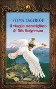 Copertina dell'audiolibro Il viaggio meraviglioso di Nils Holgersson di LAGERLOF, Selma