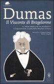 Copertina dell'audiolibro Il visconte di Bragelonne di DUMAS, Alexandre (padre)