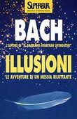 Copertina dell'audiolibro Illusioni. Le avventure di un Messia riluttante di BACH, Richard