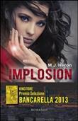 Copertina dell'audiolibro Implosion di HERON, M. J.