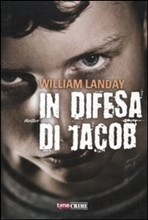 Copertina dell'audiolibro In difesa di Jacob di LANDAY, William
