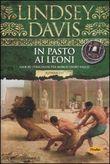 Copertina dell'audiolibro In pasto ai leoni di DAVIS, Lindsey