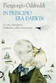 Copertina dell'audiolibro In principio era Darwin di ODIFREDDI, Piergiorgio