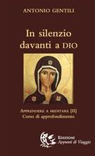 Copertina dell'audiolibro In silenzio davanti a Dio di GENTILI, Antonio