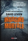 Copertina dell'audiolibro Indagine mortale di LEVIEN, David