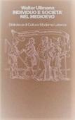 Copertina dell'audiolibro Individuo e società nel medioevo di ULLMANN, Walter