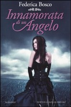 Copertina dell'audiolibro Innamorata di un angelo di BOSCO, Federica