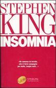 Copertina dell'audiolibro Insomnia di KING, Stephen