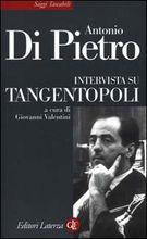 Copertina dell'audiolibro Intervista su tangentopoli