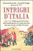 Copertina dell'audiolibro Intrighi d'Italia di FASANELLA,G. - GRIPPO, A.