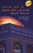 Copertina dell'audiolibro Intrigo a Gerusalemme di HALTER, Marek