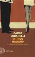 Copertina dell'audiolibro Intrigo italiano