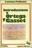 Copertina dell'audiolibro Introduzione a Ortega y Gasset di PELLICANI, Luciano