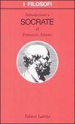 Copertina dell'audiolibro Introduzione a Socrate di ADORNO, Francesco