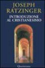 Copertina dell'audiolibro Introduzione al cristianesimo