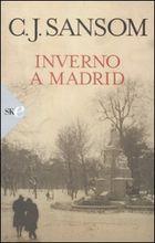 Copertina dell'audiolibro Inverno a Madrid di SANSOM, C. J.