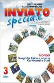 Copertina dell'audiolibro Inviato speciale 3 – Mondo di PRATESI, Fulco - EBLASI, Alessandro