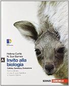 Copertina dell'audiolibro Invito alla biologia  vol. A