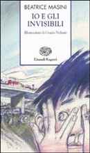 Copertina dell'audiolibro Io e gli invisibili di MASINI, Beatrice