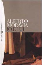 Copertina dell'audiolibro Io e lui di MORAVIA, Alberto