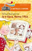 Copertina dell'audiolibro Io e Sara, Roma 1944 di BUONGIORNO, Teresa