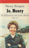 Copertina dell'audiolibro Io, Nancy di REAGAN, Nancy (Trad. de Selle, L. - Scaglia, F.)