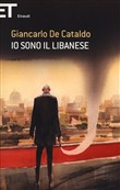 Copertina dell'audiolibro Io sono il libanese di DE CATALDO, Giancarlo