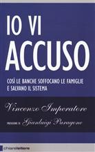 Copertina dell'audiolibro Io vi accuso di IMPERATORE, Vincenzo