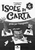 Copertina dell'audiolibro Isole di carta 4 – letture di GRUPPO DI RICERCA TREDICI