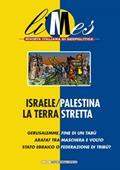 Copertina dell'audiolibro Israele/Palestina la terra stretta di LIMES