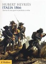 Copertina dell'audiolibro Italia 1866: storia di una guerra perduta e vinta di HEYRIES, Hubert
