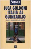 Copertina dell'audiolibro Italia al guinzaglio
