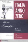 Copertina dell'audiolibro Italia anno zero di TRAVAGLIO, Marco - VAURO