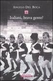 Copertina dell'audiolibro Italiani, brava gente? di DEL BOCA, Angelo